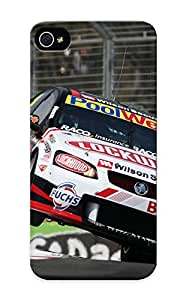 Saodyd-5360-ckkubbj Exultantor Awesome Case Cover Compatible With Iphone 5/5s - Aussie V8 Supercars Race Racing V8