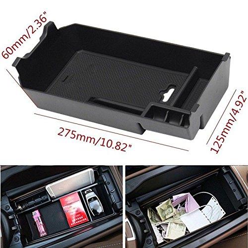 Aufbewahrungsbox Organizer Mittelkonsole, für Armlehne C-Klasse C180 C200 C260 2015-2017 Automatik autoparts188
