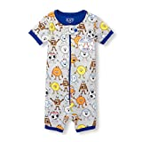 The Children's Place Baby Boys Short Sleeve Printed