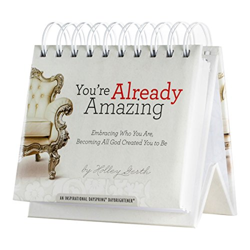 Holley Gerth - Flip Calendar -Youre Already Amazing