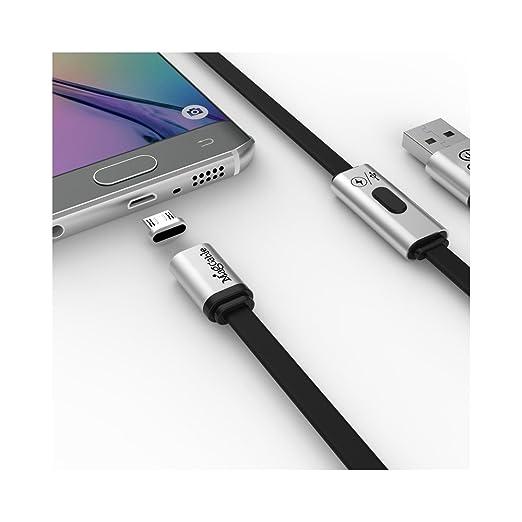3 opinioni per [Kickstarter] magcable–Cable magnetica di carica e sincronizzazione Micro