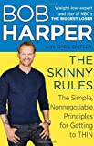 The Skinny Rules, Bob Harper and Greg Critser, 0345533127