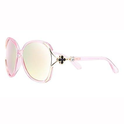 WX xin Gafas De Sol Sra Marco Grande Luz Polarizada Manejar Pescar Golf Gafas Protección UV
