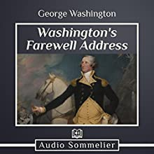 Washington's Farewell Address Audiobook by George Washington Narrated by Larry G. Jones