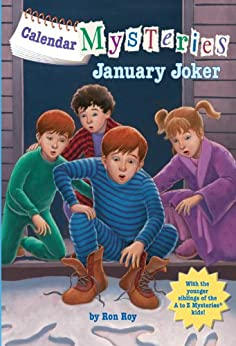 Calendar Mysteries #1: January Joker by [Roy, Ron]