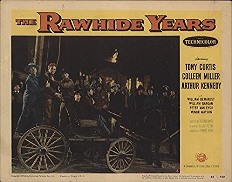 Amazon com: The Rawhide Years 1955 Authentic 11