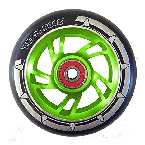 Amazon.com: Par de ruedas de aleación de 3.937 in con núcleo ...