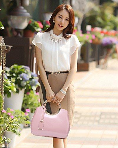 Handbag Femmes Mariage Shoulder Personnalité Bag XCF Rose Trend Fashion Nuptiale Bags Atmosphérique Mouchoir Messenger WLQ Sauvage 5xCwqPf