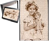 Photo Jigsaw Puzzle Of Shirley Temple Doll