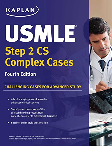 Kaplan Usmle Step 2 Cs Complex Cases Pdf