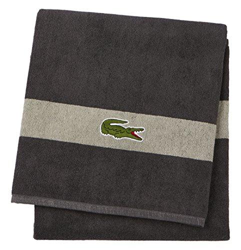 Lacoste T15918N1983052 Logo Towel Bath Towel,Cliff,30 x - Logo Towel