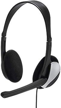 Hama Pc Headset Essential Hs 200 Ultra Lightweight Elektronik
