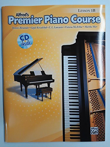 Premier Piano Course Lesson 1b by rockstarmusicsupply