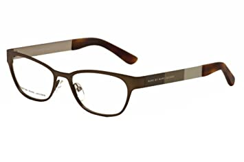 70b7b8041ce Image Unavailable. Image not available for. Colour  Marc By Marc Jacobs  Eyeglasses MMJ606 MMJ 606 8ZC Gray Optical Frame 52mm