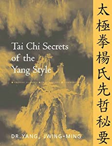 Tai Chi Secrets of the Yang Style: Chinese Classics, Translations, Commentary
