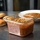 Carlisle 3088413 StorPlus High Heat Food