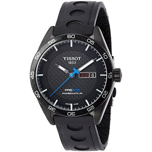 TISSOT watch PRS516 automatic mechanical self-winding power Matic 80 mounted T1004303720100 Men's Watch