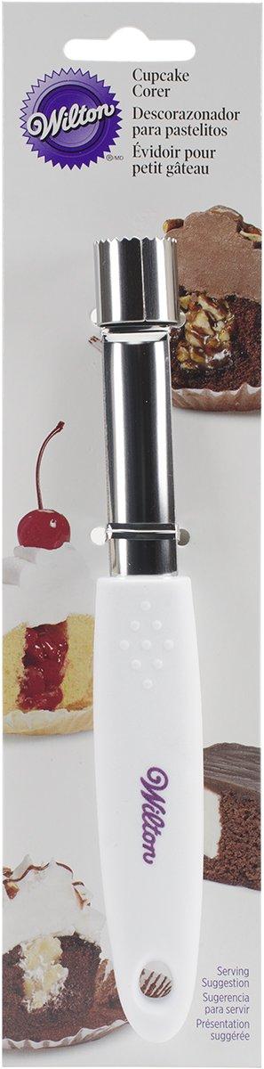Wilton 2103-5354 Cupcake Corer, White Wilton Industries