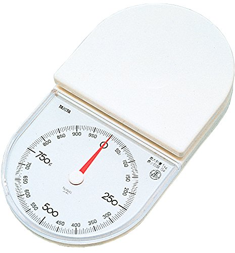 Tanita 타니타 저울질 스케일 요리 1kg 5g 화이트 1445-WH / 레드 1445-RD