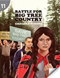 img - for Battle for Big Tree Country: Page Turners 11: 0 book / textbook / text book