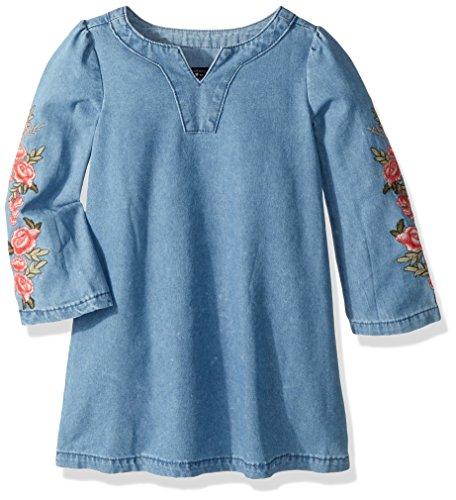 Lucky Brand Girls' Little Dress, Polly Jilian Wash, 5 by Lucky Brand