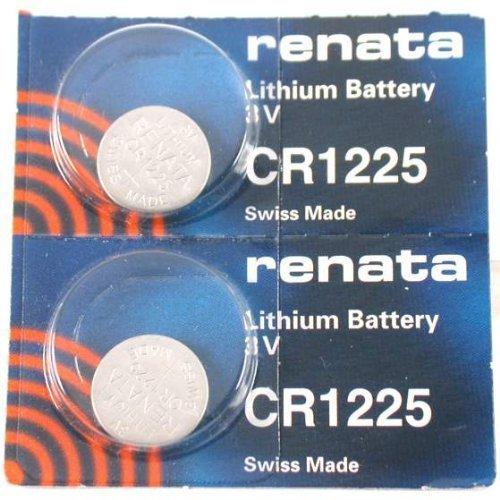 (CR1225 Renata Watch Batteries 2Pcs)