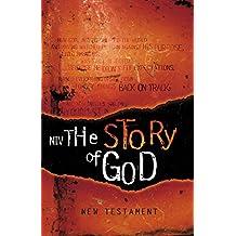 NIV, The Story of God New Testament, Paperback