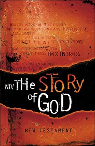 NIV, The Story of God New Testament,