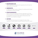 Silence Solution Ear Ringing Relief Formula
