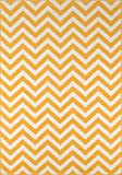 Momeni Rugs BAJA0BAJ-9YEL2346 Baja Collection Contemporary Indoor Outdoor Area Rug, 2'3″ x 4'6″, Yellow Review