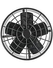 Ventilador/Exaustor Axial Industrial, Preto, 30cm, 220v, Ventisol