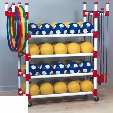 DuraCart Recess Rack - Cart Playground Terrain All
