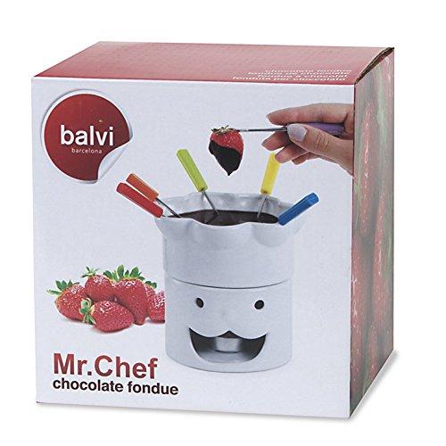 Balvi/-/Fondue//à/chocolat/Mr./Chef/c/éramique