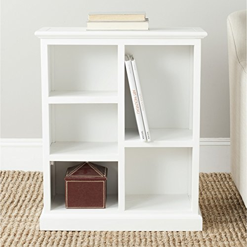 Safavieh American Homes Collection Maralah White Bookcase Review