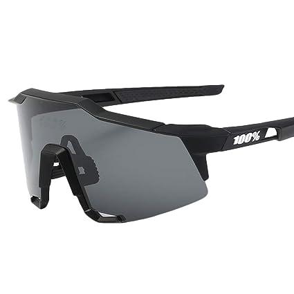 Meigold Gafas de Ciclismo al Aire Libre Bicicleta de montaña Gafas Deportivas Gafas de Sol Gafas Unisex protección 100% protección UV UVA: Amazon.es: Deportes y aire libre