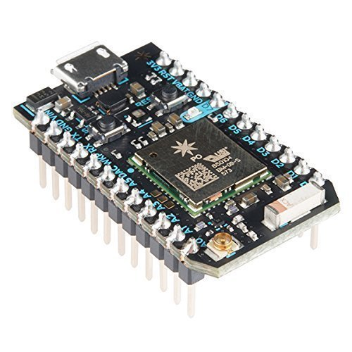 (Particle | Photon Wi-Fi with Headers | IoT Device | First Project Development Kit | Perfect for Prototyping | Mini Breadboard | USB Micro Cable | Free Cloud Access | Great for Electronics Projects )