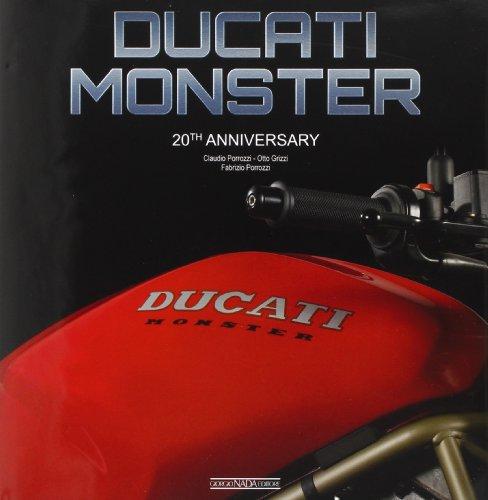 Free Ducati Monster: 20th Anniversary