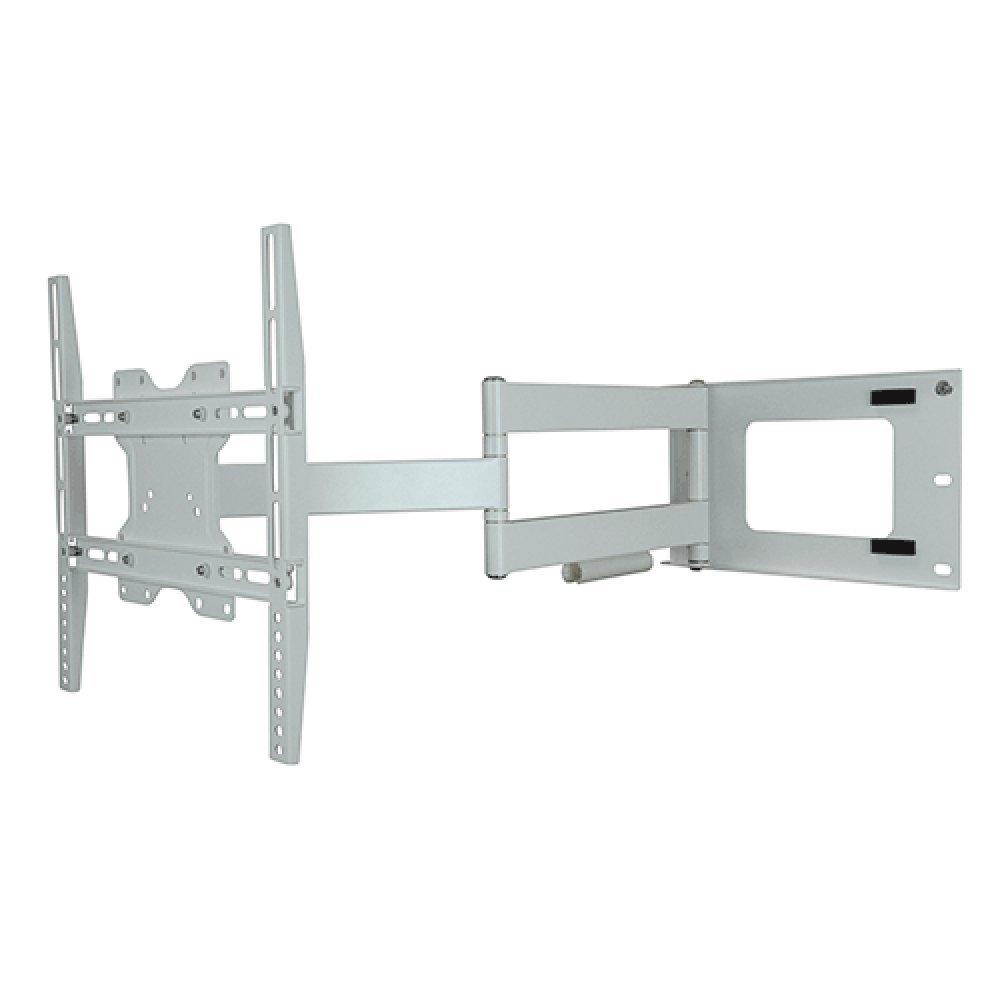 DQ Hercules Fixed 400 Weiß TV Wandhalterung - Originalverpackt - Empfohlene TV-Größe  24