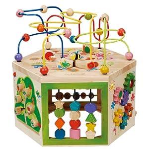 EverEarth – cube d'activité de jardin 7-en-1