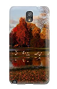 For Galaxy Note 3 Tpu Phone Case Cover(scenic)