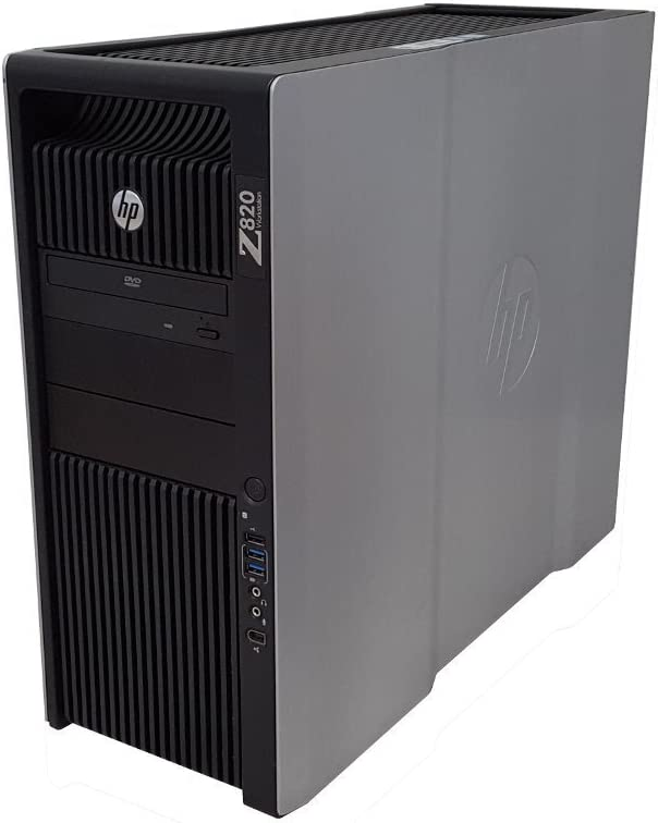 HP Z820 Workstation, 2x Intel Xeon E5-2670 2.6GHz Eight Core CPU's, 128GB memory, 2TB hard drive, NVIDIA Quadro 600, Windows 7 Professional Installed