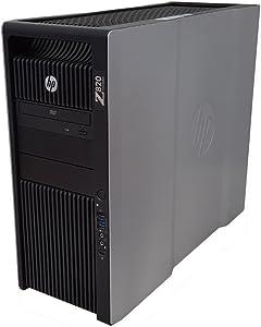 HP Z820 Workstation, 2x Intel Xeon E5-2670 2.6GHz Eight Core CPU's, 128GB memory, 2TB hard drive, NVIDIA Quadro 600, Windows 7 Professional Installed