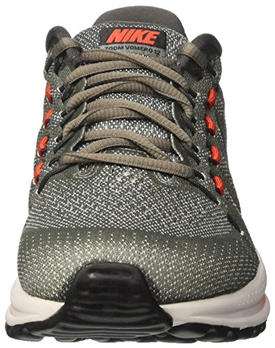 De Homme tumbled Fog Zoom Nike Midnight Platinum Air Max Pure Orange Grey Chaussures Course Noir Vomero 12 Gris Pour wv8XpXqAHx