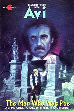 book cover of The Man Who Was Poe