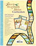 Jesus Storybook Bible Curriculum Kit Handouts, Old Testament, Sally Lloyd-Jones and Sam Shammas, 0310688582