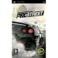 Need For Speed Prostreet Essentials Sony Psp