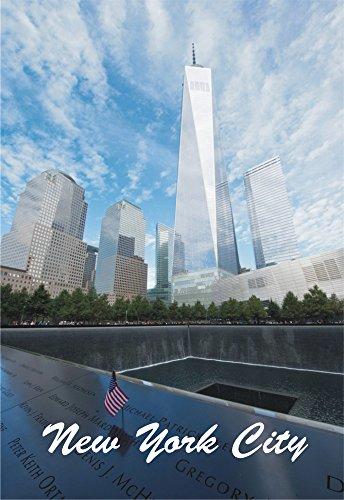 New York City, NY, Freedom Tower, Skyline, One World Trade Center, NYC, Souvenir Magnet 2 x 3 Photo Fridge Magnet