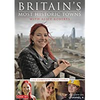 Britain's Most Historic Towns - Series 3 [DVD]