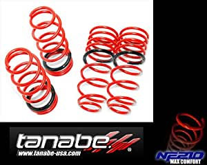 TANABE NF210 Lowering Springs Infiniti G35 Coupe (V35) 03-07