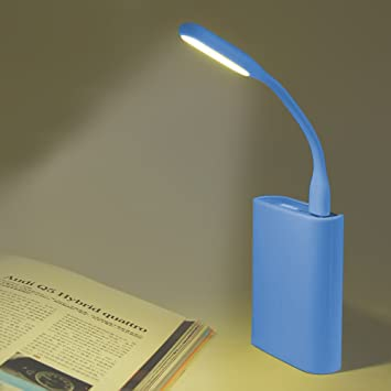 Energy Saving,Eye Care Yeechang Mini LED Light,Flexible LED lamp for Power Bank PC Laptop Computer and Other USB Devices